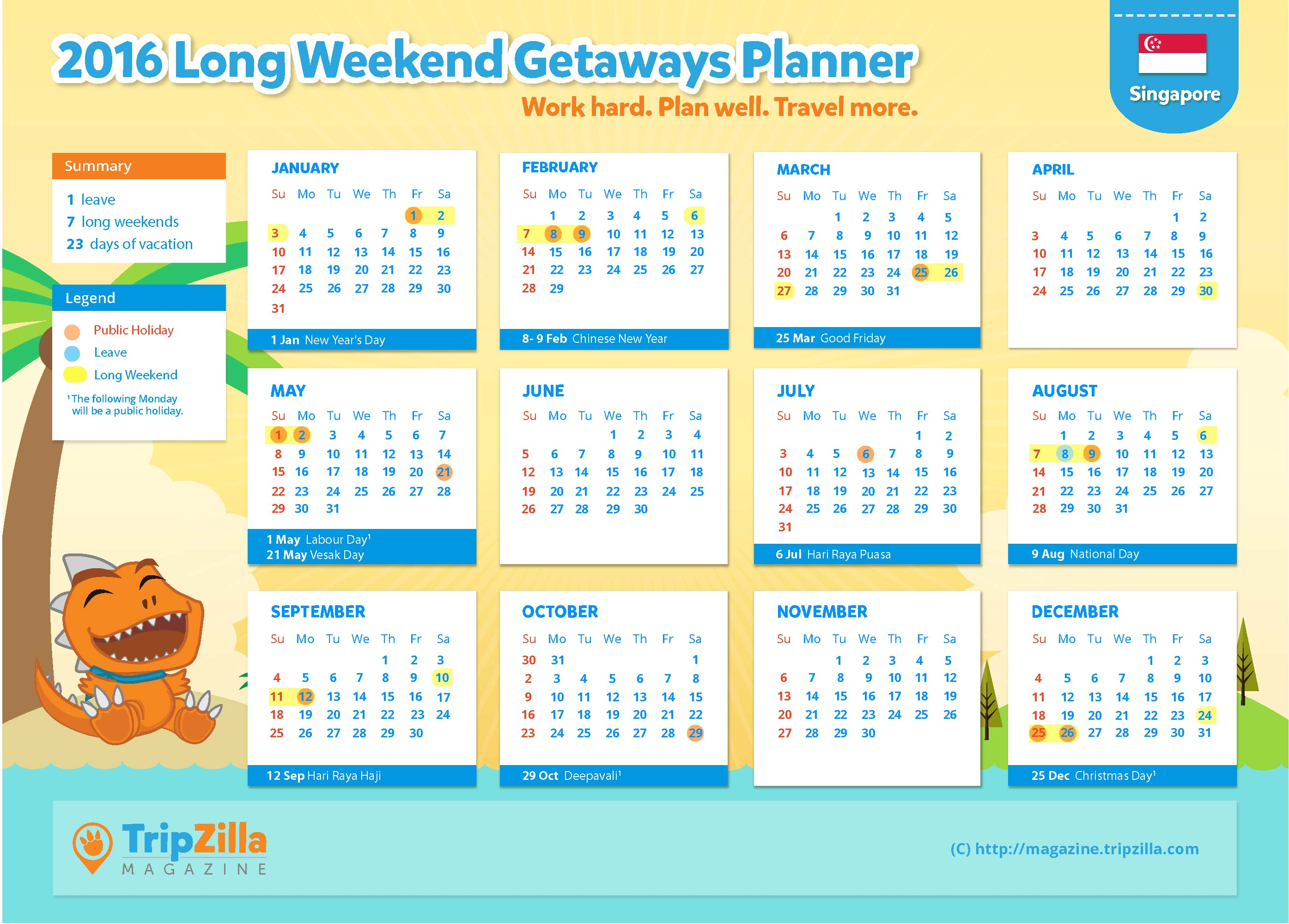 Short Weekend Getaway Places for Year 2016 - TheGuyTravel