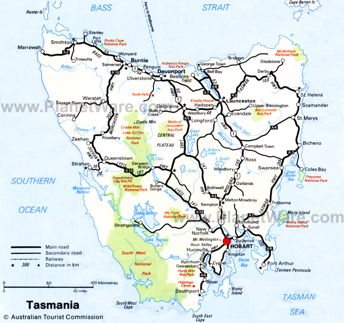 1ff835596a Your Guide to 7 Days Perfect Tasmania Road Trip (Day 1-2) - TheGuyTravel