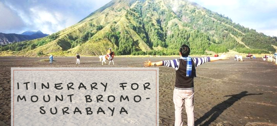 Itinerary for 
