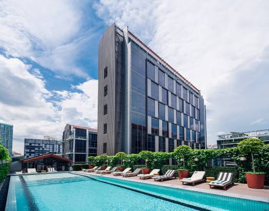 Hotel Review: M Social Hotel Singapore - TheGuyTravel